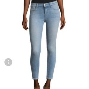 J Brand Mid Rise Crop in Arise NWT 24